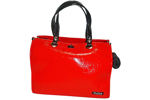 Puchi PetSak Dog Bag Candy Apple