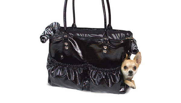 Luxe Lexi Pet Tote by Trixie and Peanut
