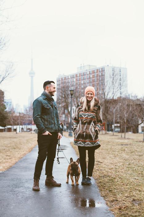 City Dog Living Relationship8