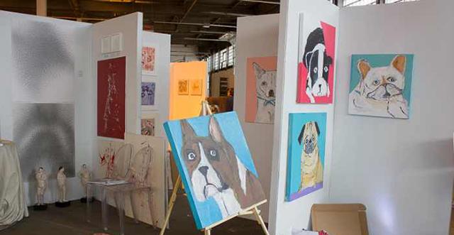 Fridge Art Fair