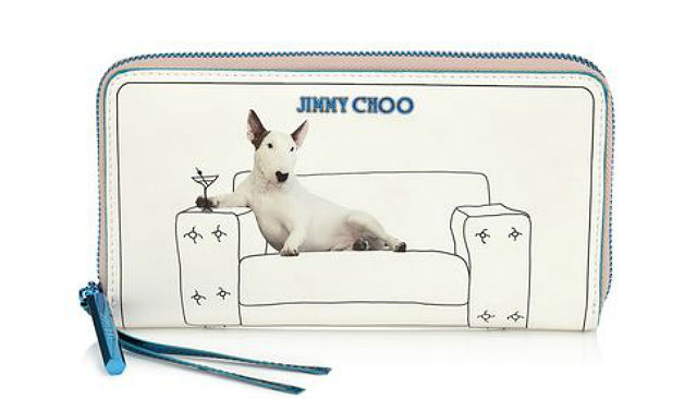 jimmy choo wallet