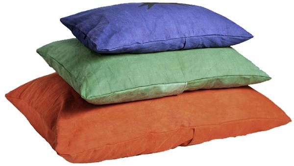 hemp bed stack