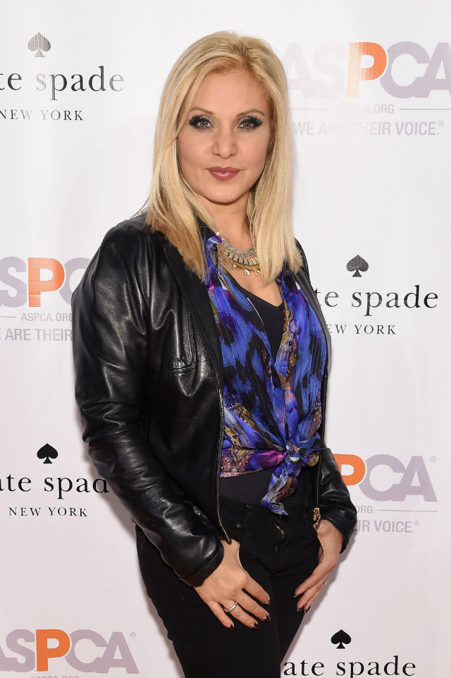Orfeh at Young Friends Benefit. Image Credit Getty.