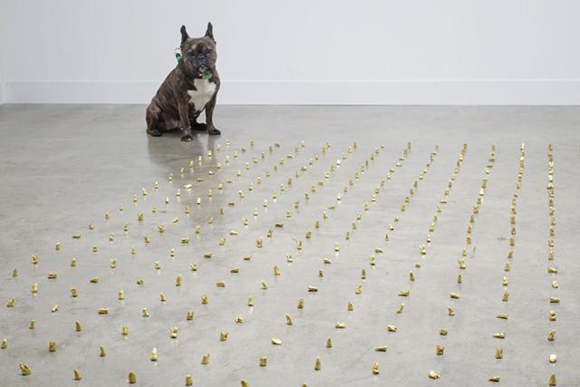 Pickle Beholding at Art Basel